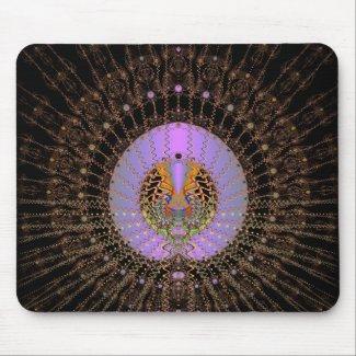 'Emanations' mousepad mousepad
