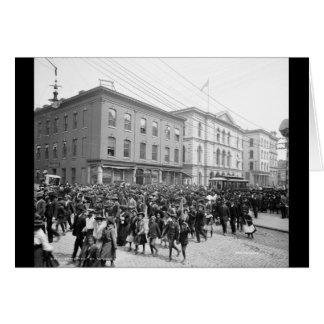 Emancipation Day, Richmond, Va. c1905 Card