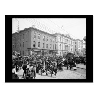 Emancipation Day, Richmond, Va. c1905 Postcard