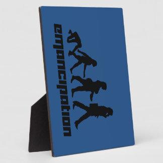Emancipation Plaque