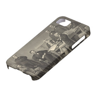 Emancipation Proclamation 1866 iPhone 5/5S Covers