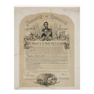 Emancipation Proclamation B B Russell & Co (1868) Letterhead