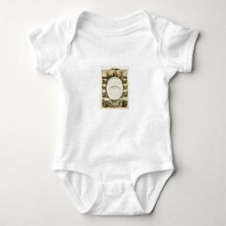 Emancipation Proclamation by L. Lipman Baby Bodysuit