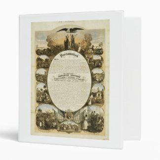 Emancipation Proclamation by L. Lipman Binder