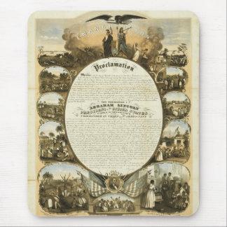 Emancipation Proclamation by L. Lipman Mouse Pad