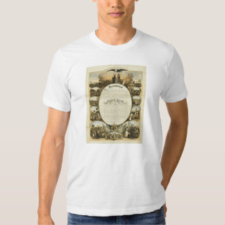 Emancipation Proclamation by L. Lipman Tee Shirt