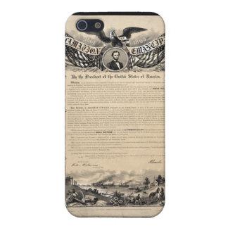 Emancipation Proclamation Print iPhone SE/5/5s Case