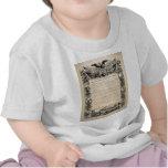 Emancipation Proclamation Print Tshirts