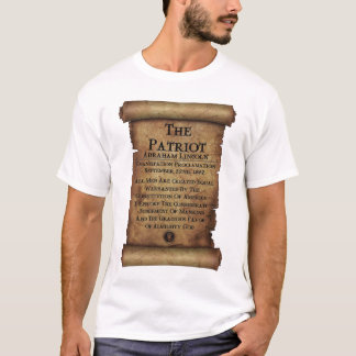 Emancipation Proclamation T-Shirt