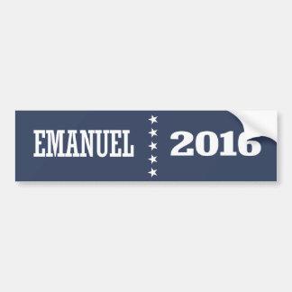 EMANUEL 2016 BUMPER STICKERS