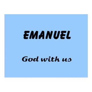 Emanuel Postcard