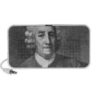 Emanuel Swedenborg 2 Mp3 Speakers