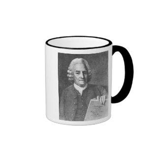 Emanuel Swedenborg 2 Taza De Dos Colores