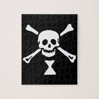 Emanuel Wynn Jolly Roger Jigsaw Puzzle