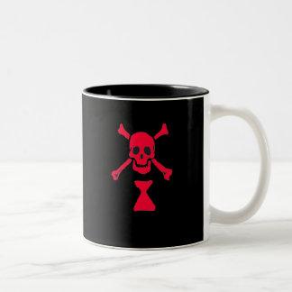 Emanuel Wynne Two-Tone Coffee Mug