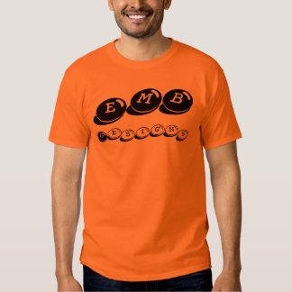 EMB - Bolas de Billard Camisas