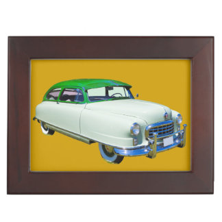 Embajador 1950 de Nash coche antiguo