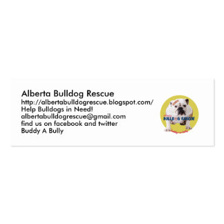 Embajador Cards de ABR Tarjetas De Visita Mini