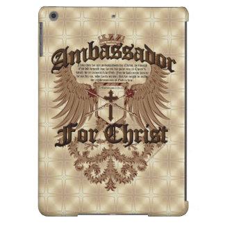 Embajador For Cristo, verso de la biblia de los