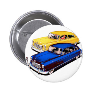 Embajador retro Art de Nash del coche del kitsch d Pins