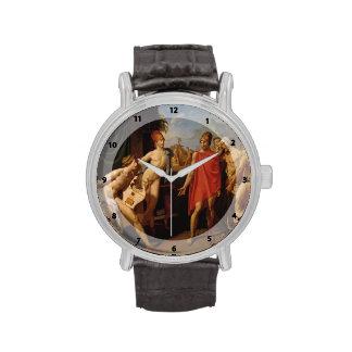 Embajadores Sent de Jean Ingres- para impulsar a A Reloj