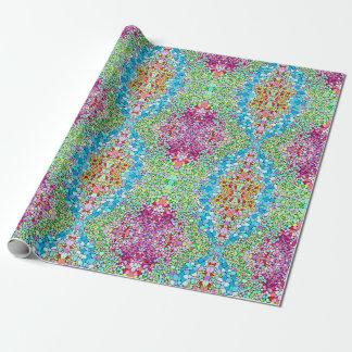 Embalaje multicolor de las nóminas