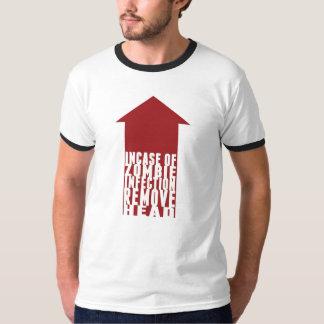 """""""EMBALE camiseta del campanero de la INFECCIÓN del Polera"""