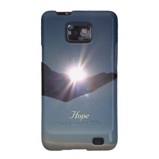 ¡Embálelo en sol, esperanza y la inspiración! Samsung Galaxy SII Funda