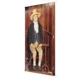 Embalmed body of Jeremy Bentham Stretched Canvas Prints