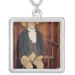 Embalmed body of Jeremy Bentham Pendants