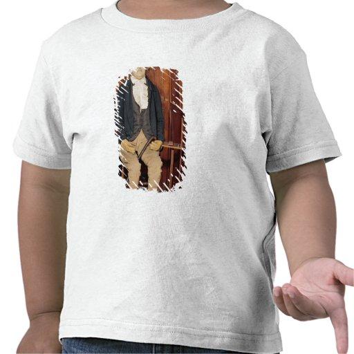 Embalmed body of Jeremy Bentham T Shirts