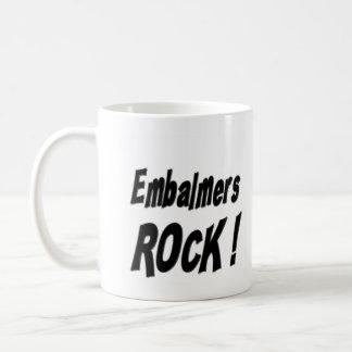 Embalmers Rock! Mug