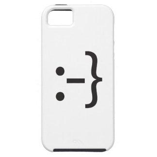 embarassed smile.ai iPhone SE/5/5s case