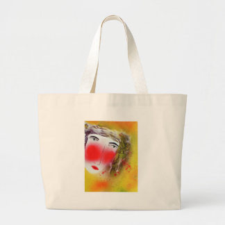 Embarassing moment tote bags