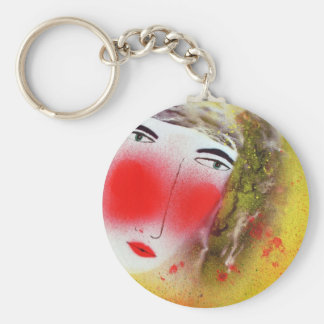 Embarassing moment keychain