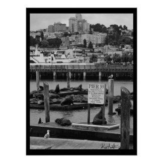 Embarcadero 39 póster