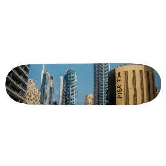 Embarcadero 7, puerto deportivo de Dubai Skate Boards