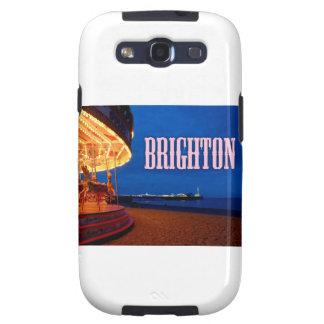 ¡Embarcadero de Brighton - hermoso! Samsung Galaxy S3 Protectores