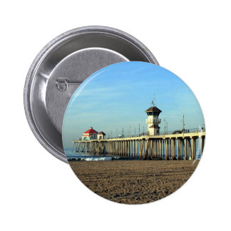 Embarcadero de Huntington Beach Pin