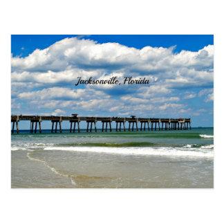 Embarcadero de Jacksonville, la Florida Tarjetas Postales