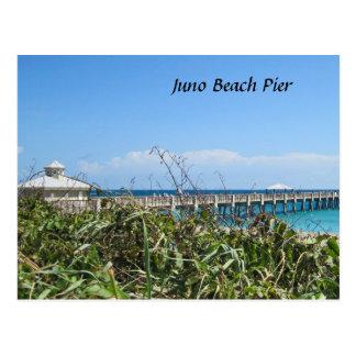 Embarcadero de Juno Tarjetas Postales