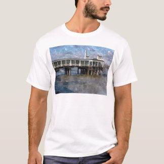 Embarcadero de la ciudad, Gravesend, Kent, Playera