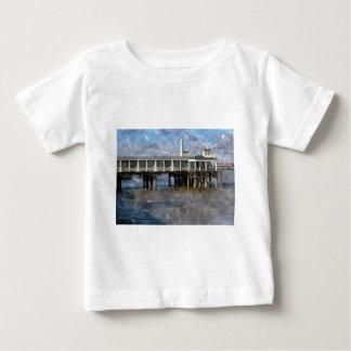 Embarcadero de la ciudad, Gravesend, Kent, Playera De Bebé