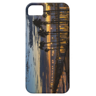 Embarcadero de la costa - California - los Funda Para iPhone SE/5/5s