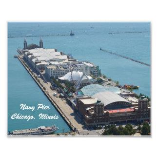 Embarcadero de la marina de guerra, Chicago Cojinete