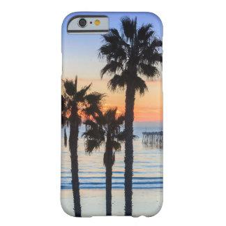 Embarcadero de San Clemente Funda De iPhone 6 Barely There