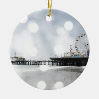 Embarcadero de Santa Mónica - la foto de las chisp