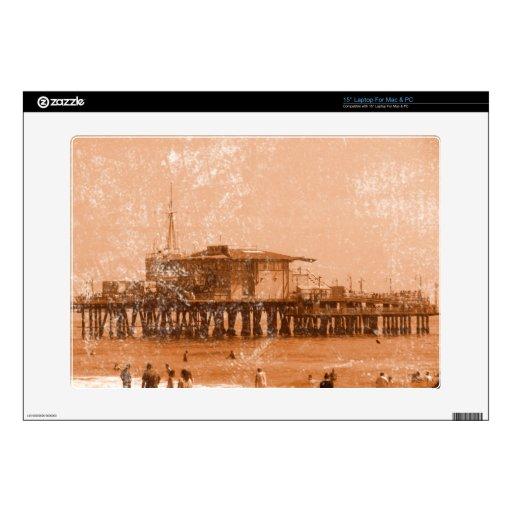 Embarcadero de Santa Mónica Portátil 38,1cm Skin