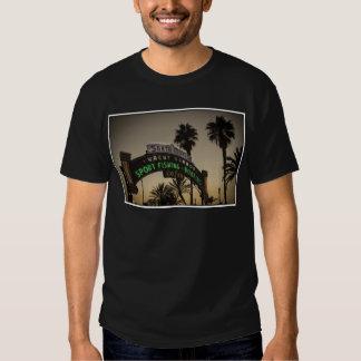 Embarcadero de Santa Mónica Remeras