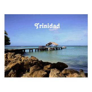 Embarcadero de Trinidad Tarjeta Postal
